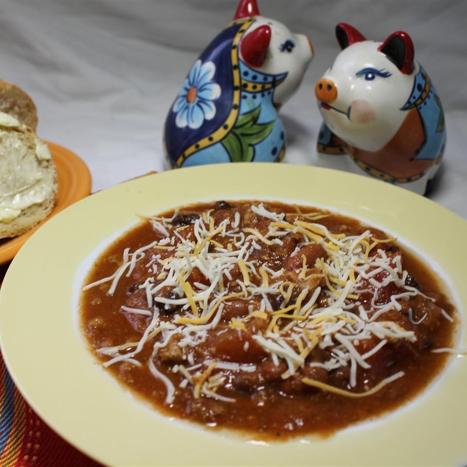 Mild-Mannered Chili