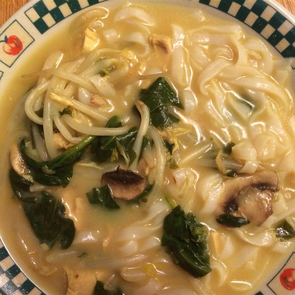 Thai Curry Soup Alissa O'Toole
