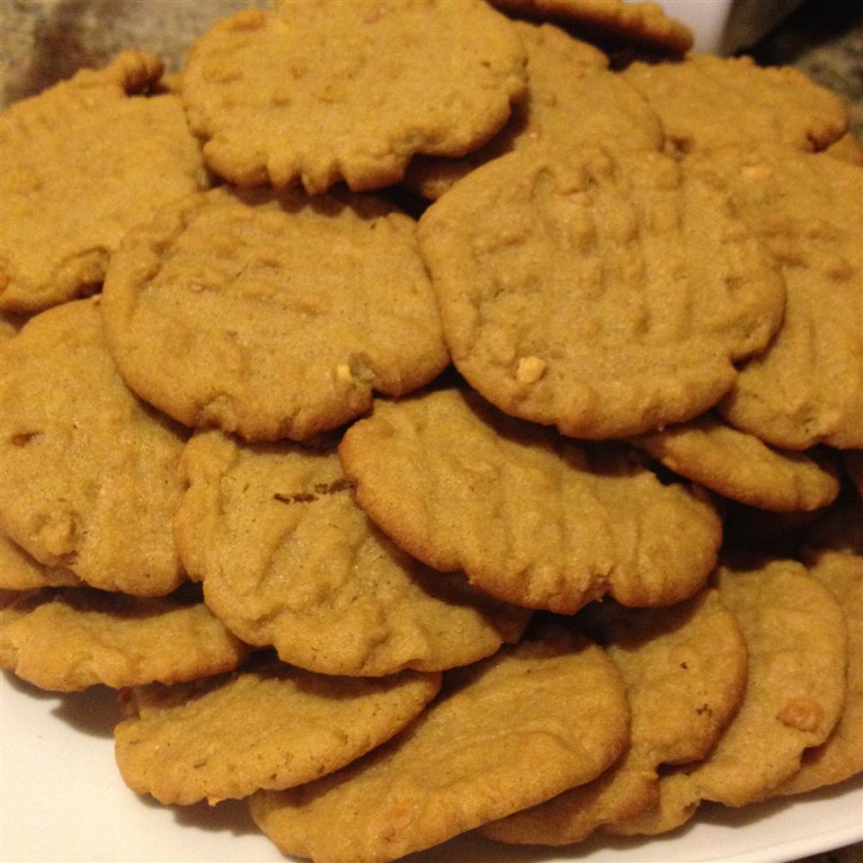 Classic Peanut Butter Cookies bayan