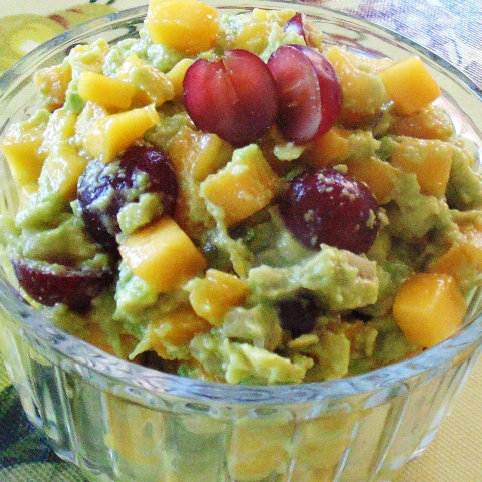 Fruity Guacamole