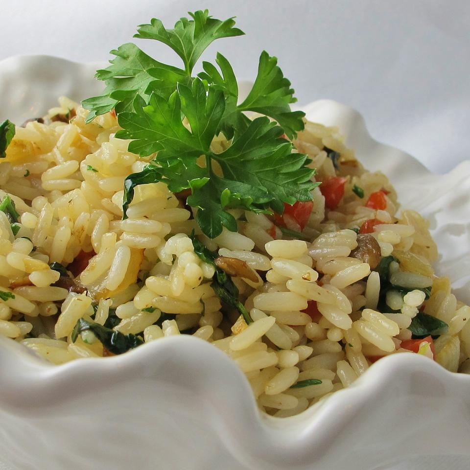 Simmered Italian Rice Allrecipes
