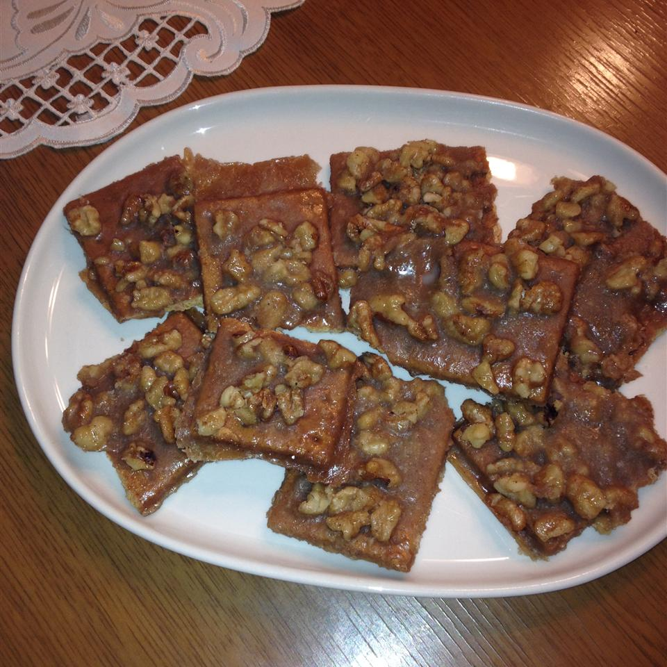 Cinnamon Crunch Bars Lindsay