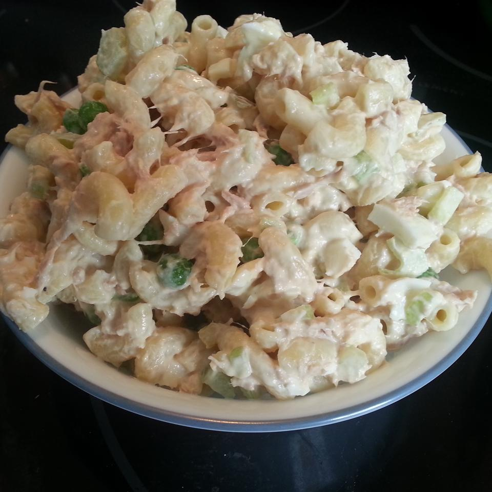 Amelia's Tuna Macaroni Salad Kitchen Kitty