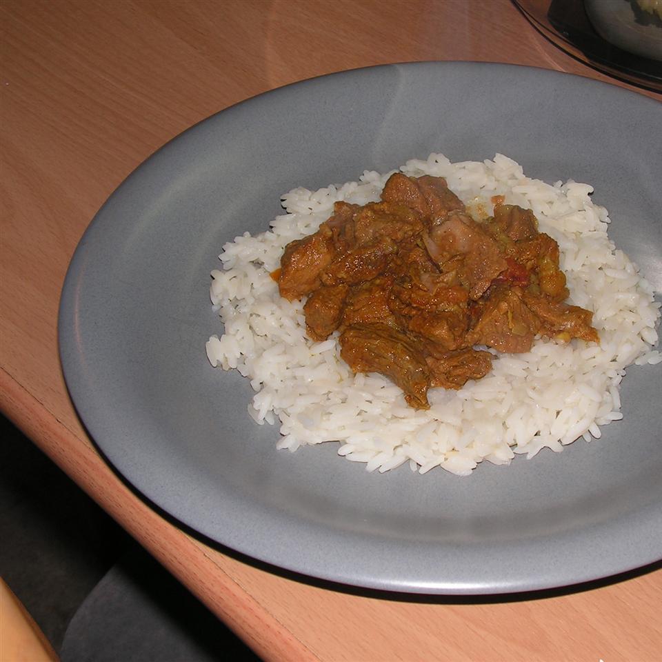 Pork Vindaloo