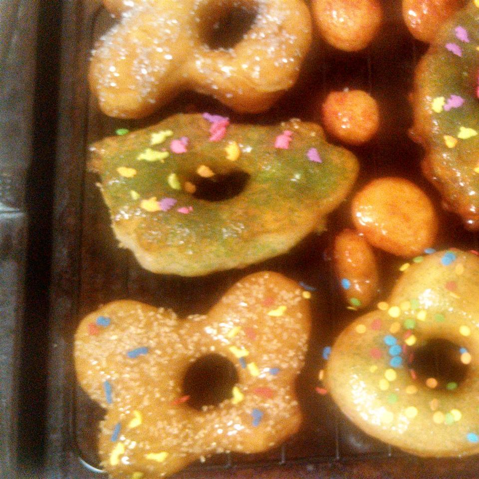 Glazed Yeast Doughnuts Erica L Ingram