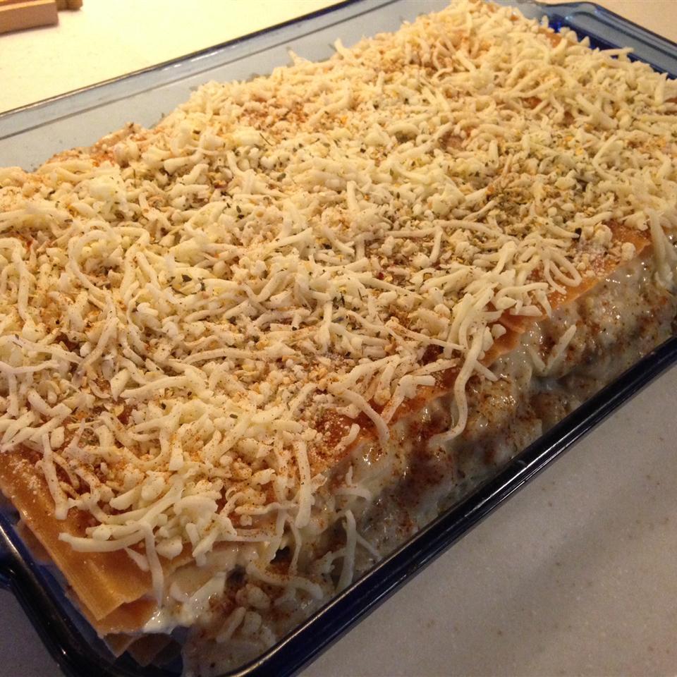 Seafood Lasagna with Shrimp KCuster