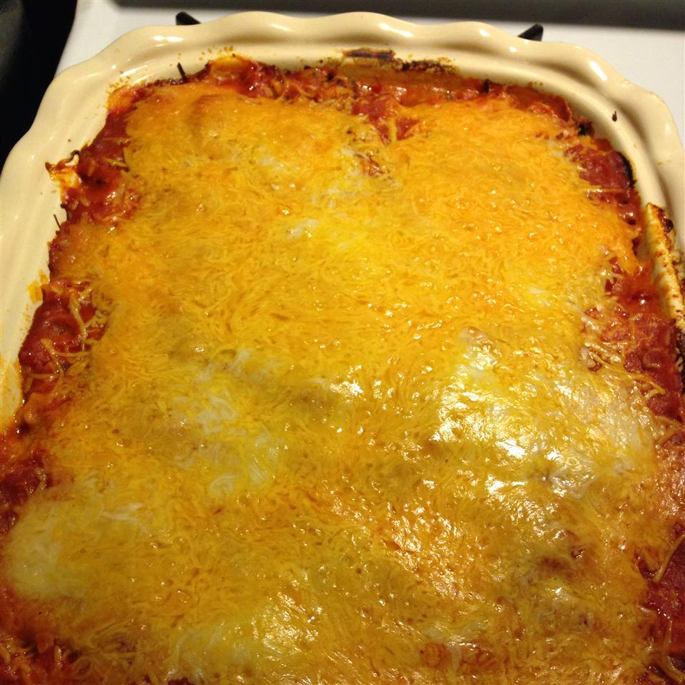 Cheryl's Spinach Cheesy Pasta Casserole Jayla Diane Pace