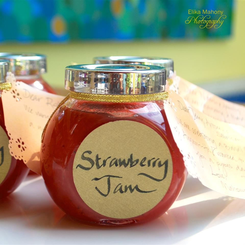Strawberry Jam Elika