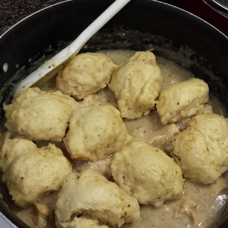 Old Fashioned Chicken and Dumplings MealerMom
