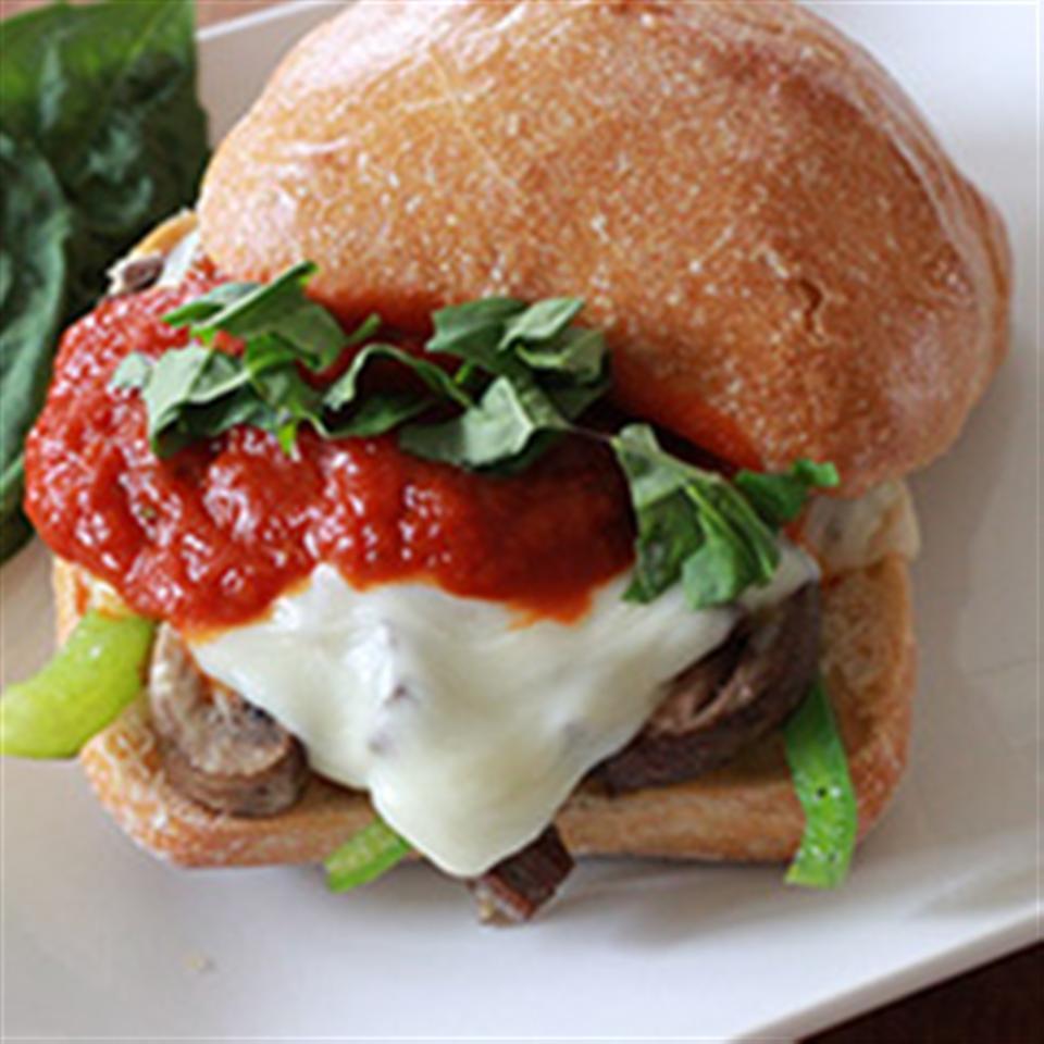 Italian Cheesesteak Sandwich Trusted Brands