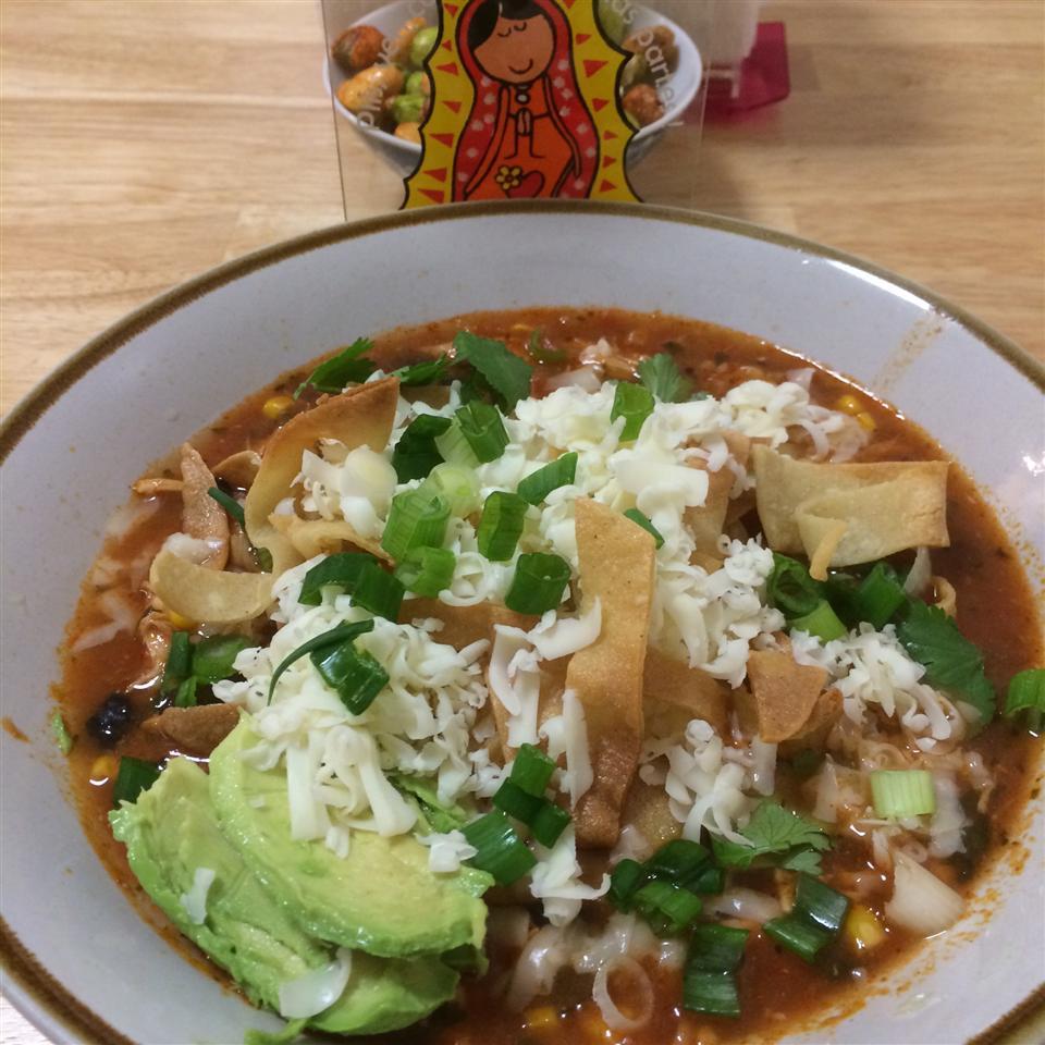 Chicken Tortilla Soup I