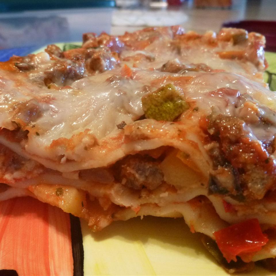 Southwestern Lasagna AcaCandy