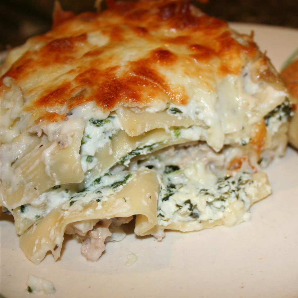 Chicken Lasagna I
