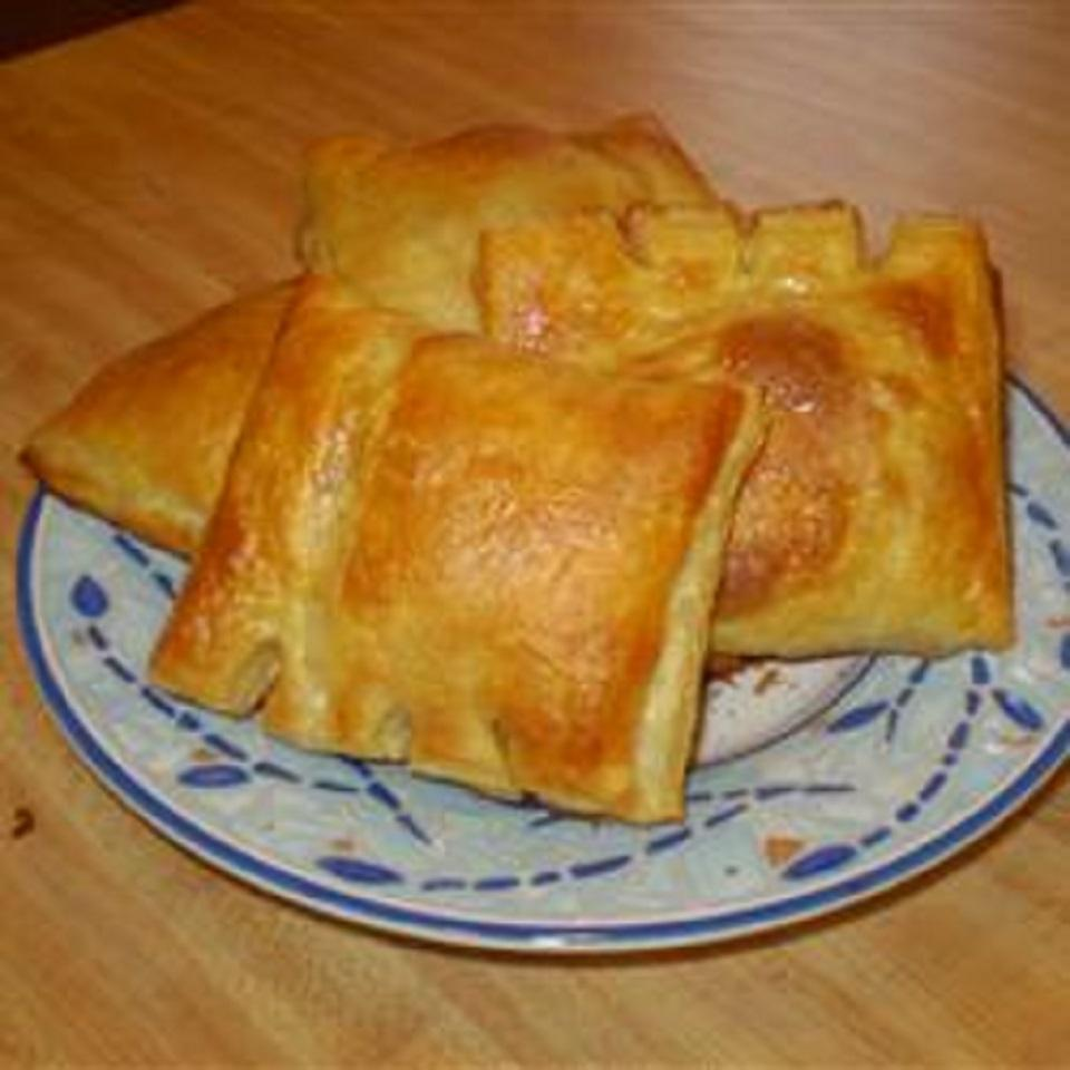Puff Pastry Bear Claws image