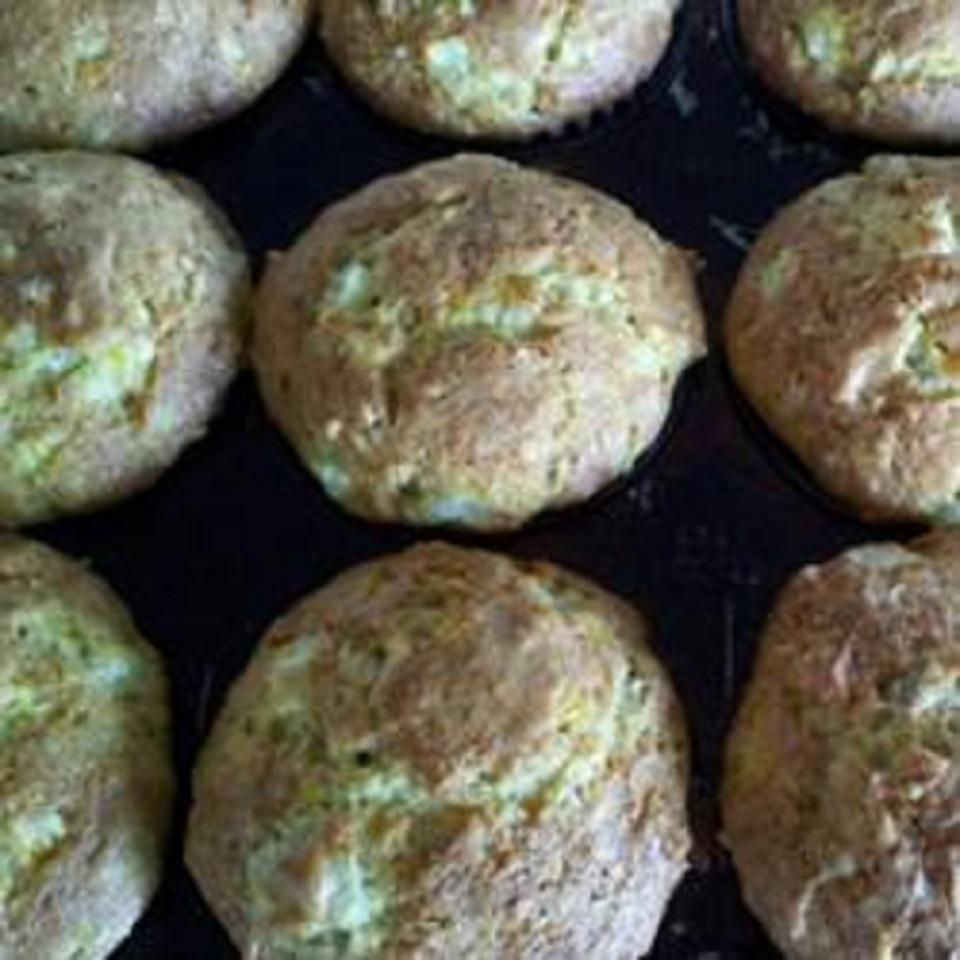 Shannon's Banana Coconut Muffins emrald5769