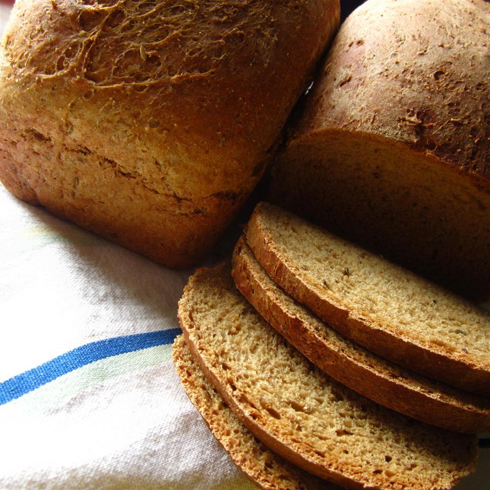 Danish Spiced Rye Bread (Sigtebrod) WOLSELEY