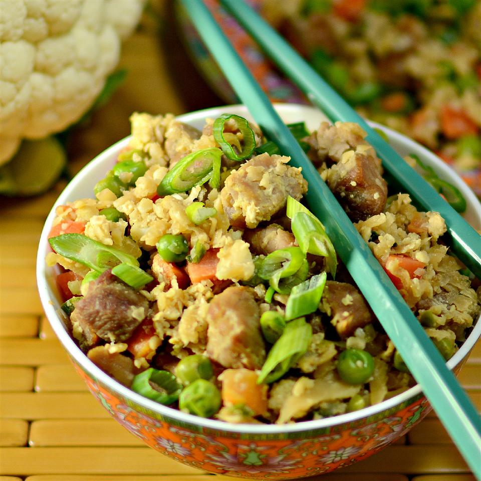 Cauliflower Fried Rice Recipe Allrecipes