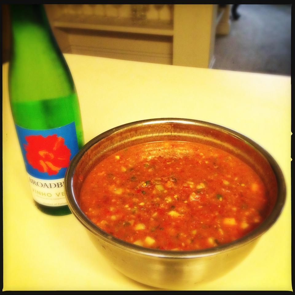 Chef John's Gazpacho