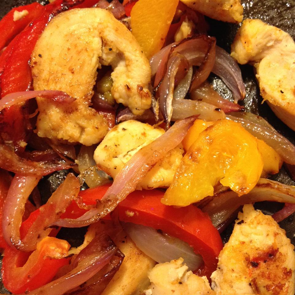 Delicious Chicken Fajita Marinade acam3590