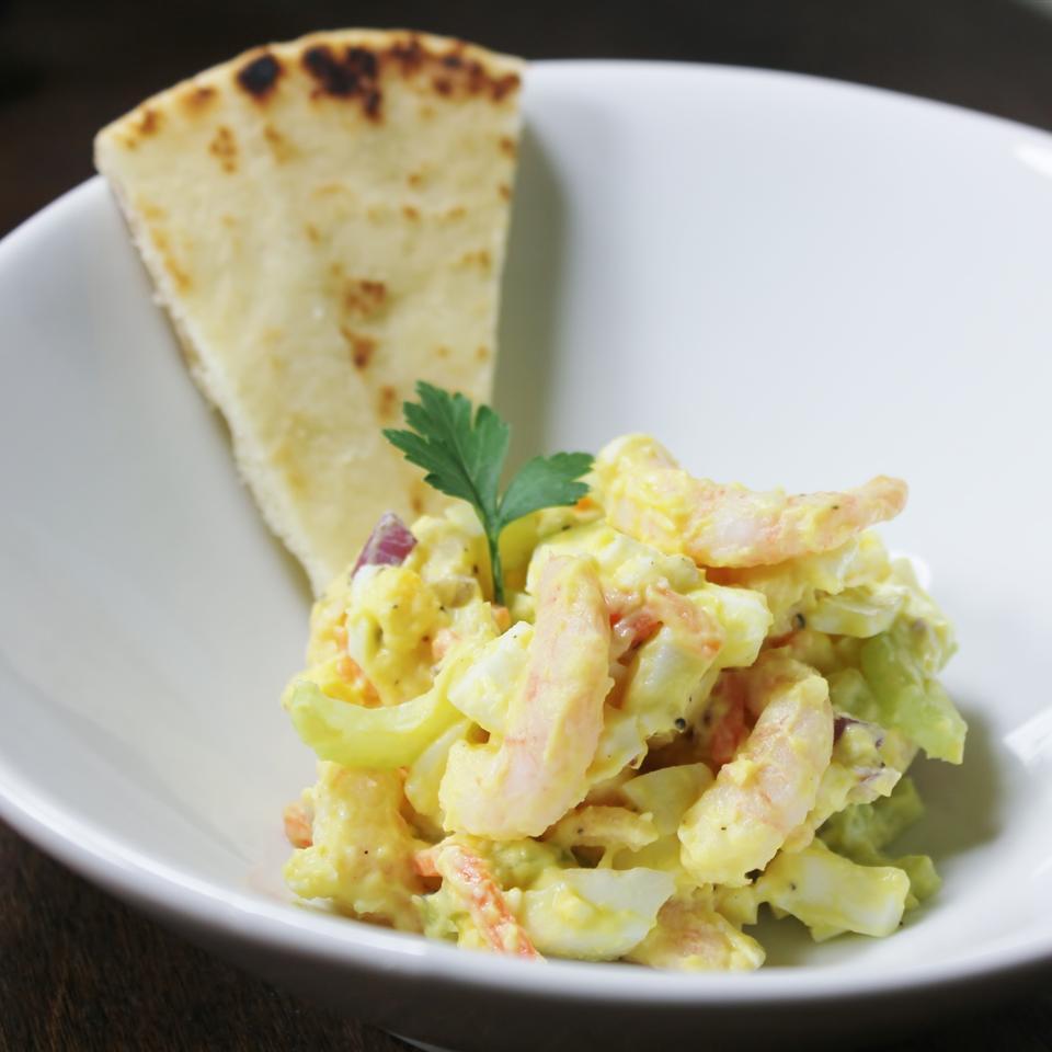 Shrimply Delicious Shrimp Salad Aja