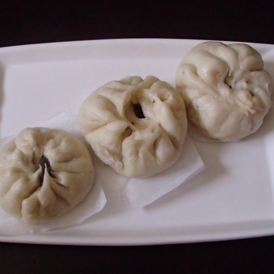 Chinese Steamed Buns melavid