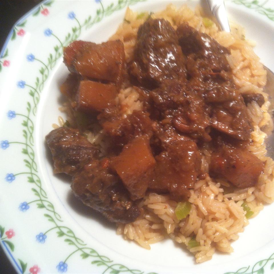 Diego's Special Beef Stew good Sheri