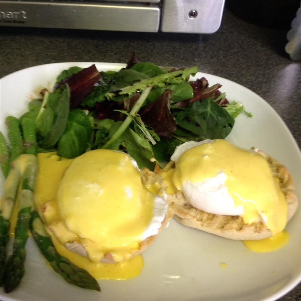 Honeymoon Eggs Benedict Marina Nichole Seyffert