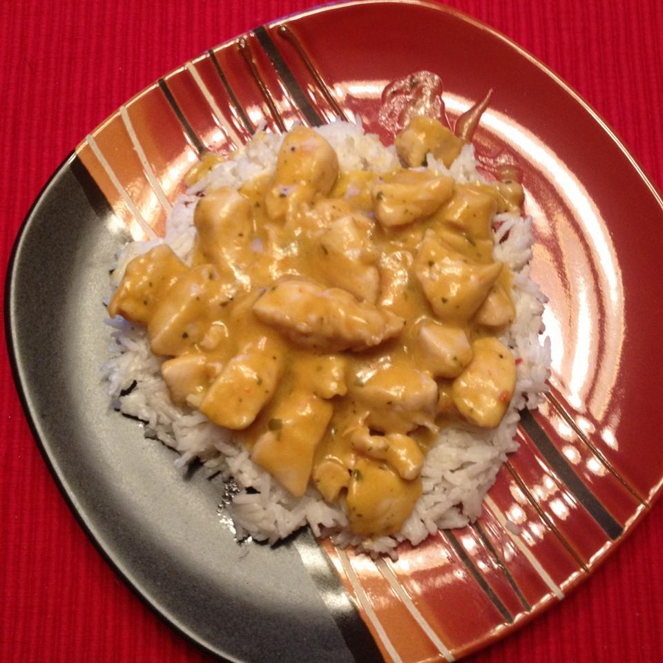 Makhani Murgh (Butter Chicken) --MissQuist--