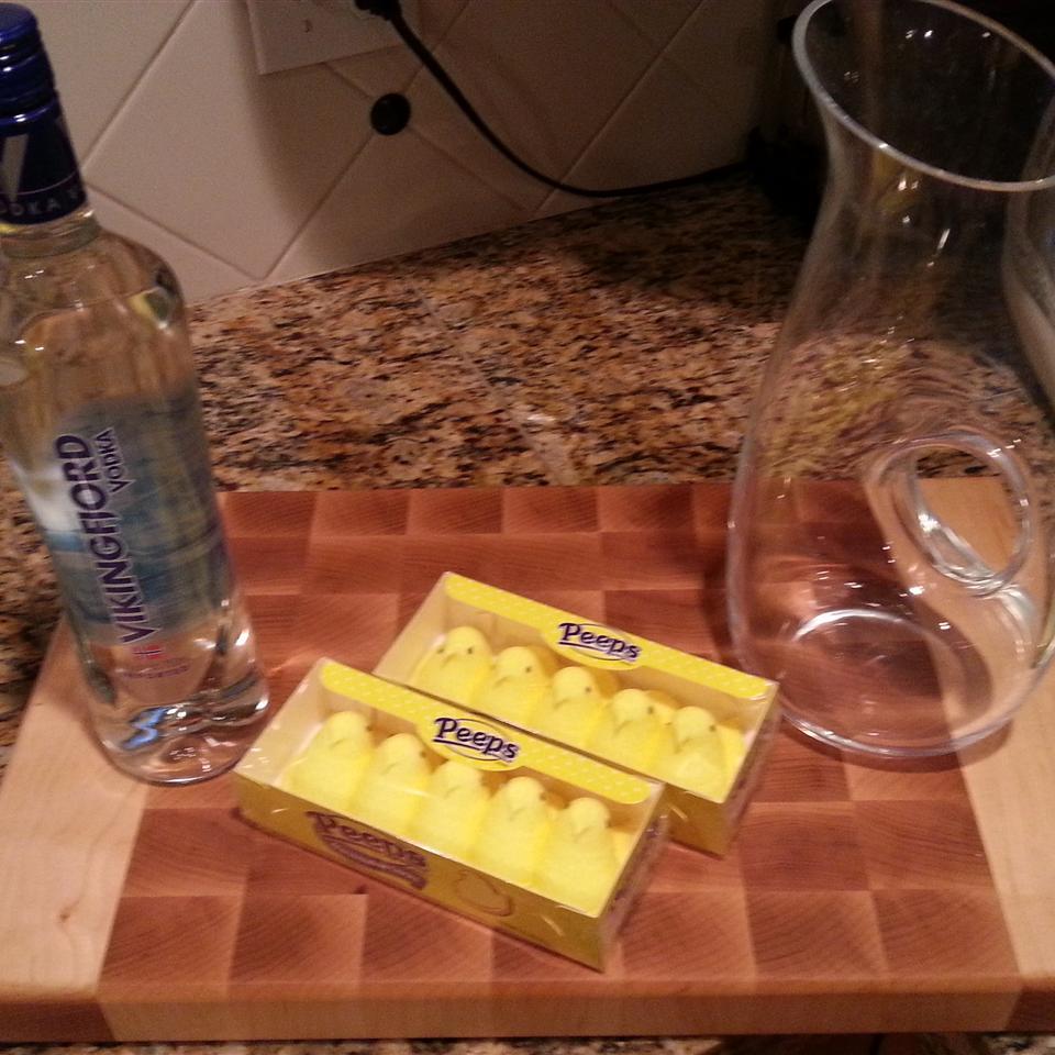 Peeps®-Infused Vodka Elizabeth