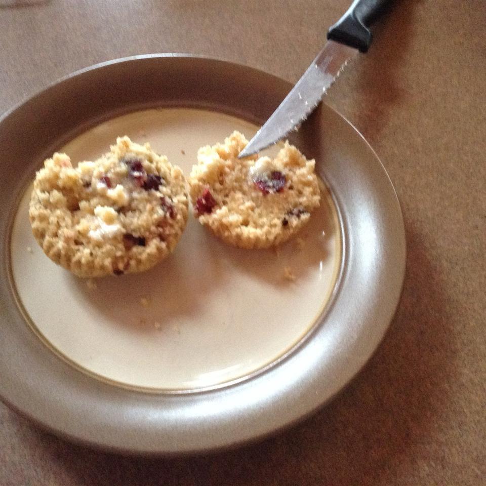 Banana Mango Muffins with Lime Glaze 486Hope