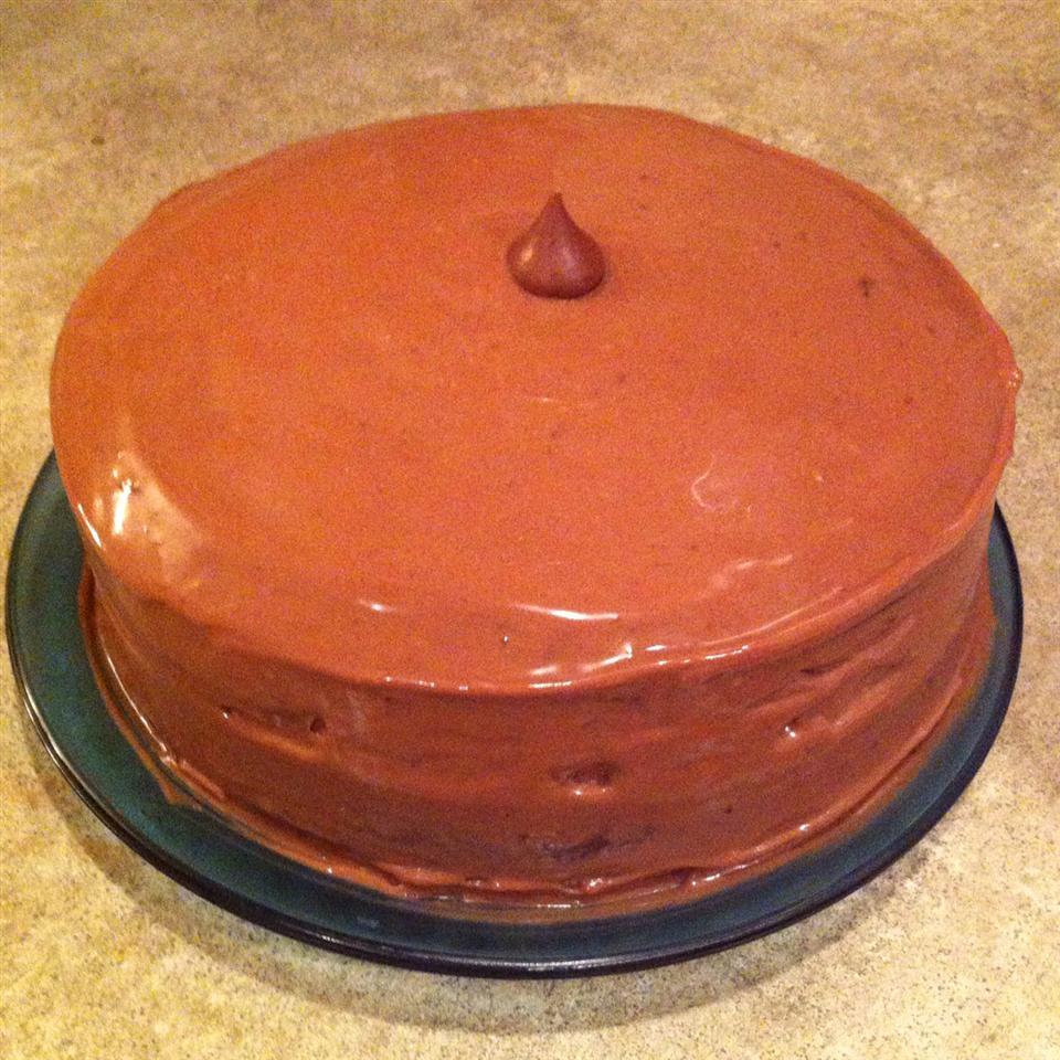 Chocolate Mousse Cake IV
