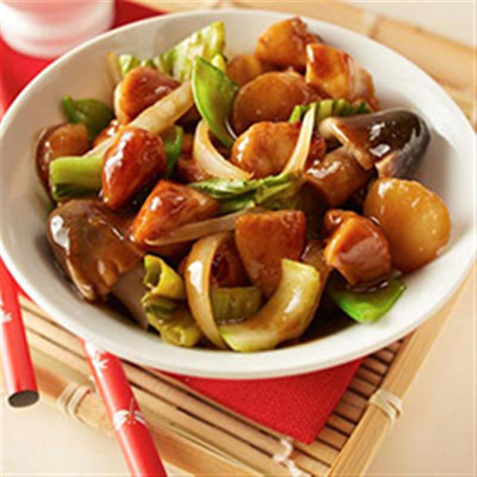 Asian Bok Choy Stir Fry Trusted Brands