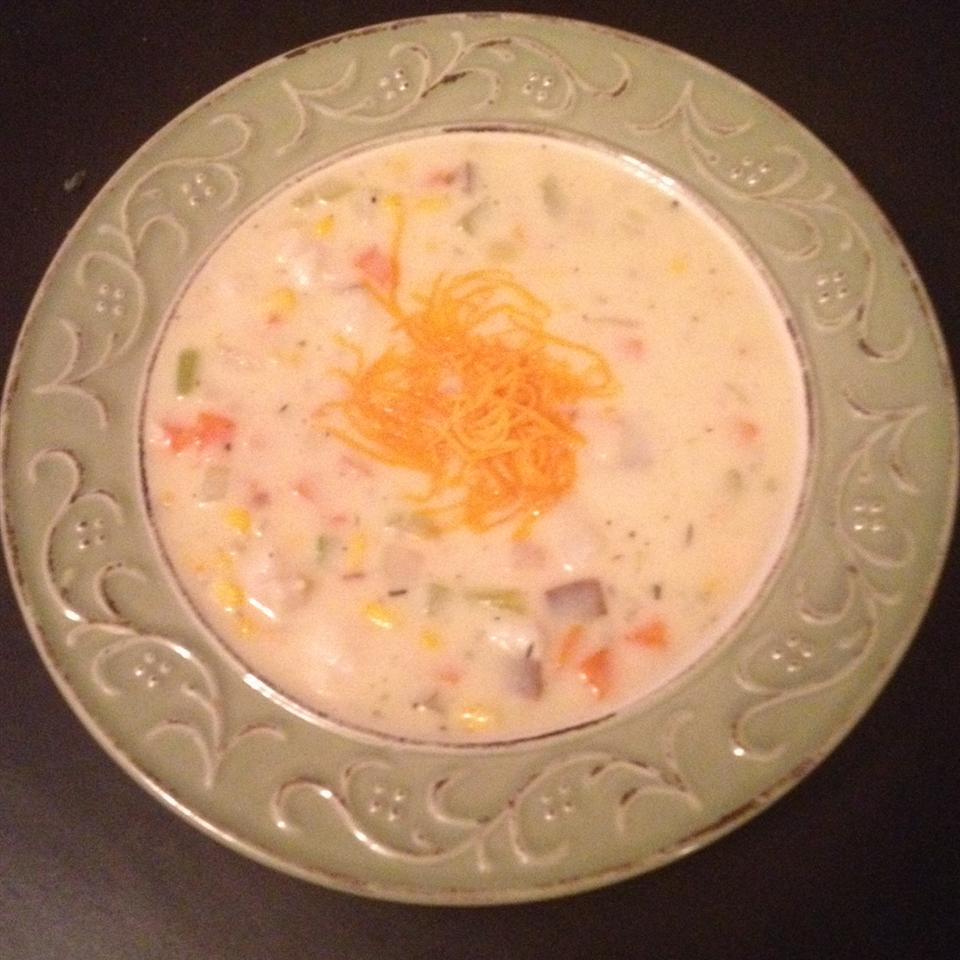 Fish Chowder II sarah