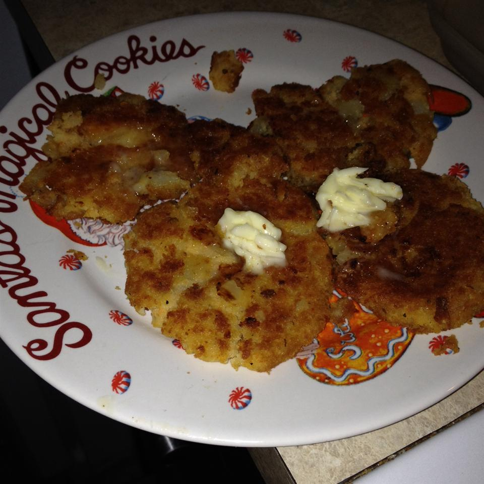Spicy Tuna Fish Cakes Sharon Brideau