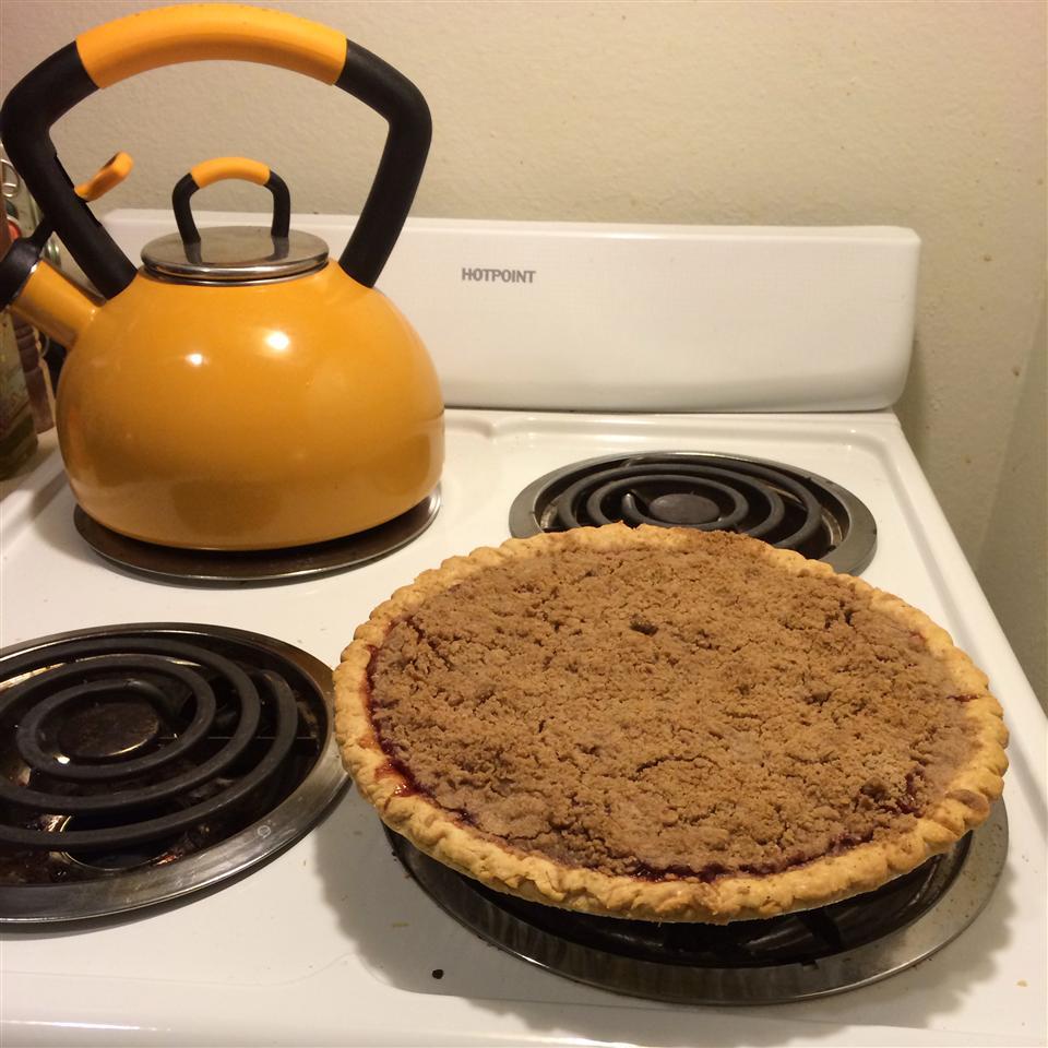 Strawberry-Mango Pie kdove