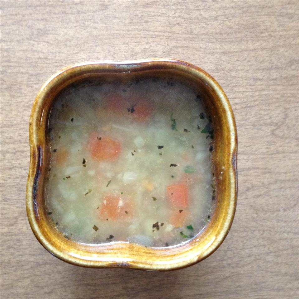 Spicy Kale and Shrimp Soup sarahhughes567