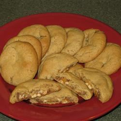 Peanut Butter Candy Blossoms