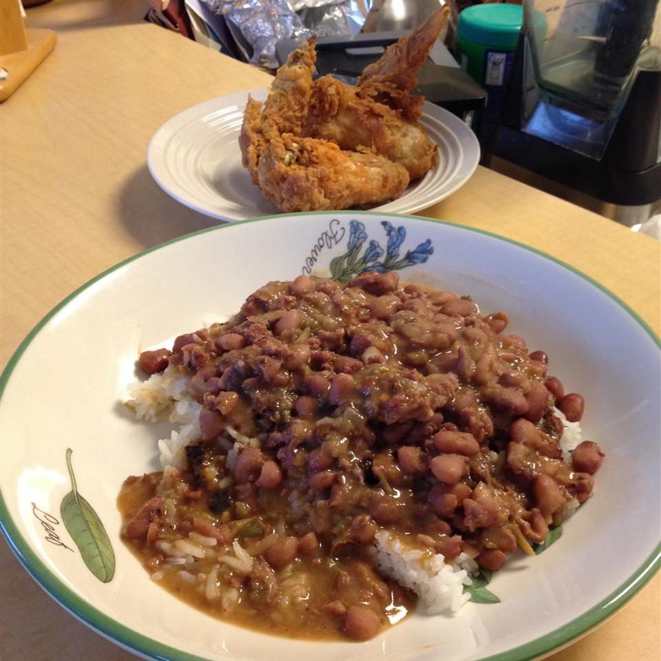 Authentic New Orleans Red Beans and Rice Brenda Williams - Mack