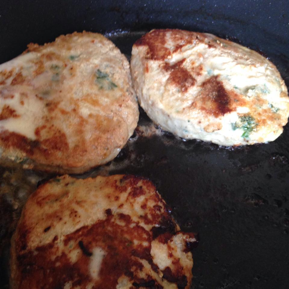Natasha's Chicken Burgers
