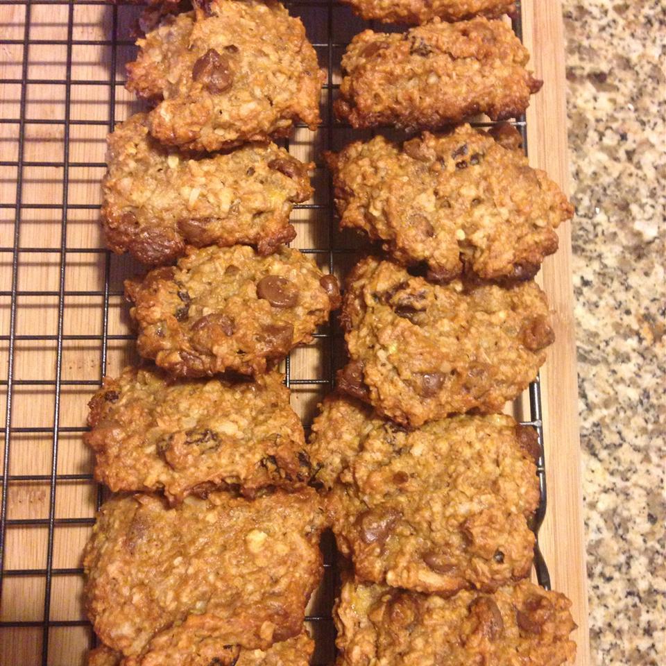 Quinoa Cookies rebemily