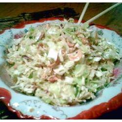 Chinese Cabbage Salad I