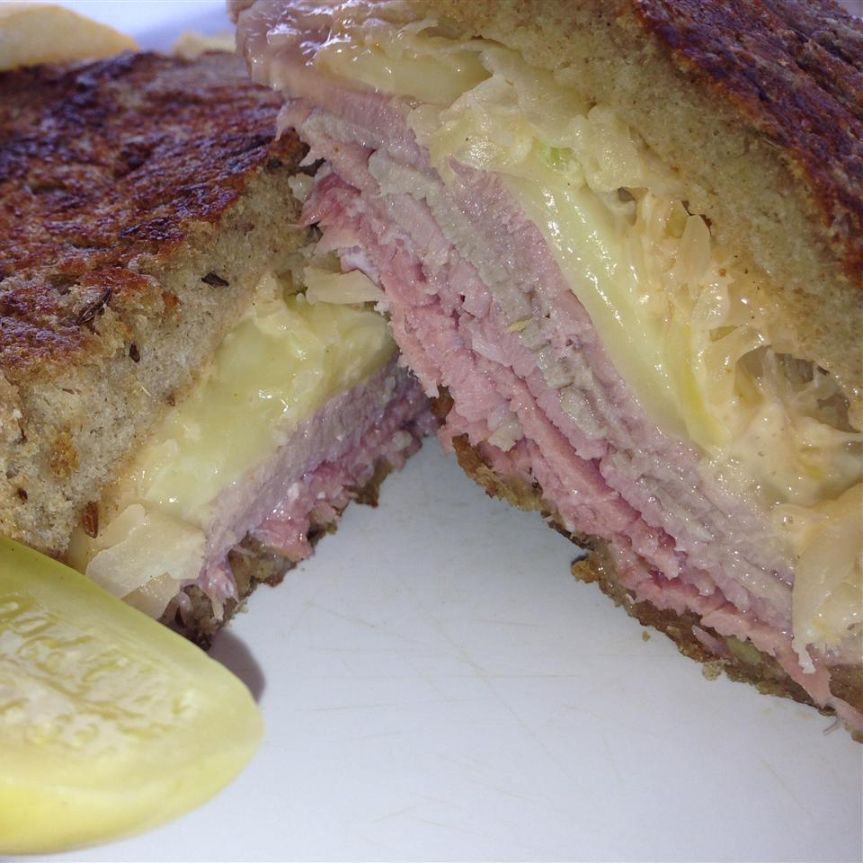 Reuben Sandwich II Cancel my Account