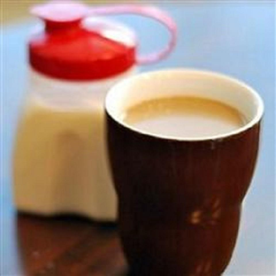 Homemade Coffee Creamer (Pumpkin Spice)