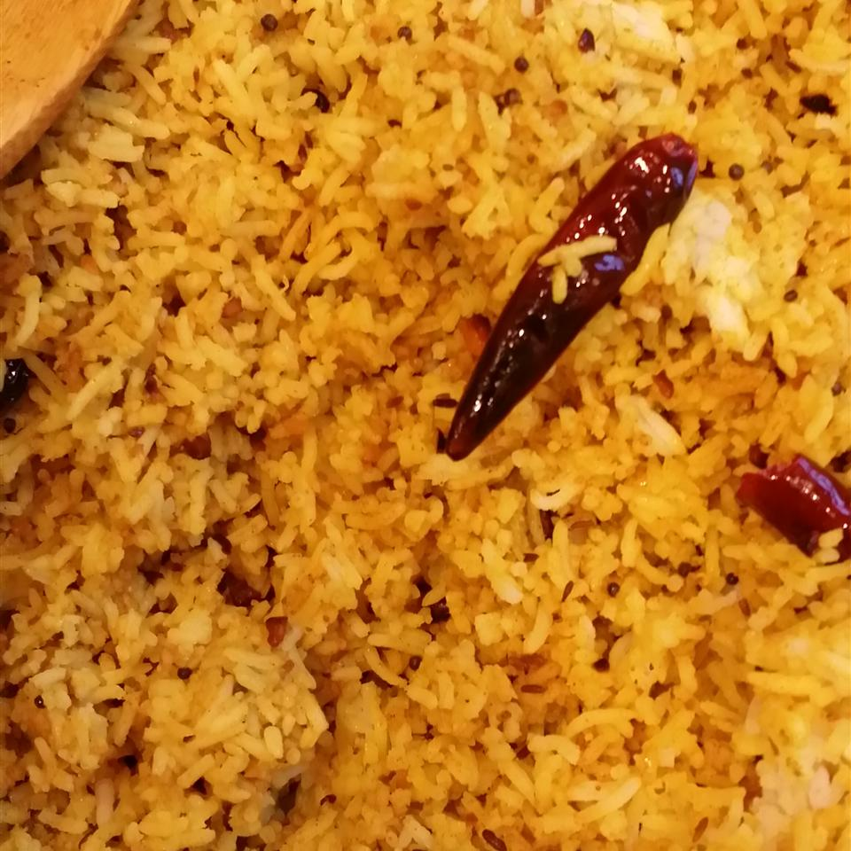 Exotic Indian Tangy Rice sree