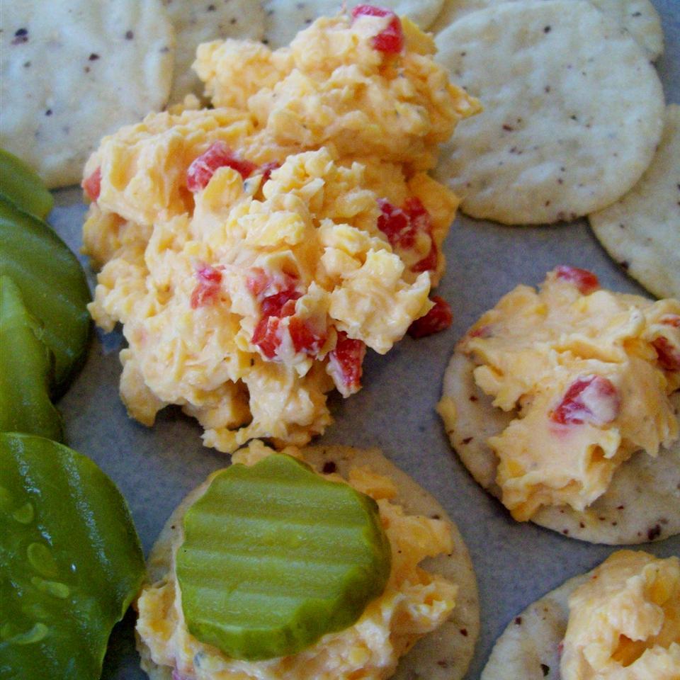 Philmento Pimento Cheese with Sriracha