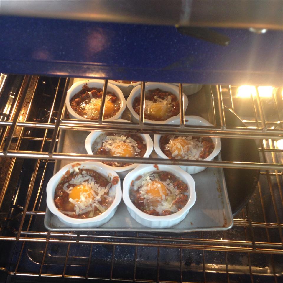 Chef John's Baked Eggs Mindy Kohn