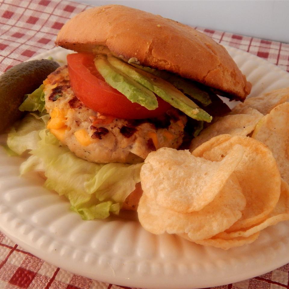 Delicious Turkey Burgers