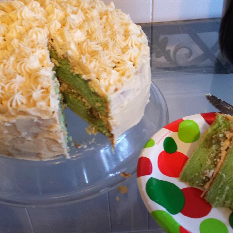 Boozy Irish Cake