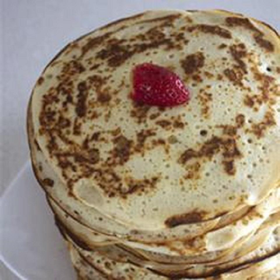 Yeast Pancakes from Transylvania