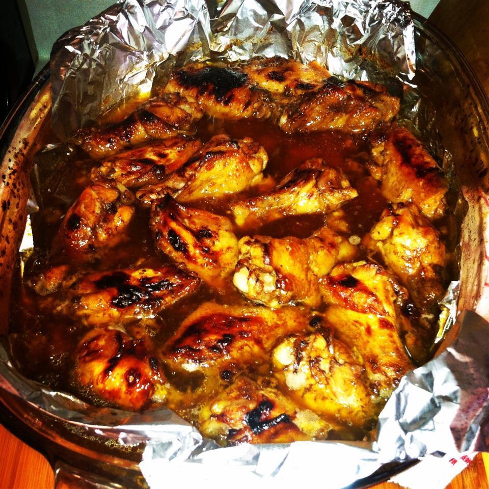 Chicken Wings Pacifica Brbdll